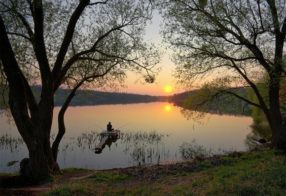 Дни благоприятные для рыбалки