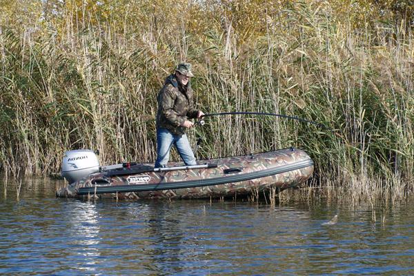 Когда можно рыбачить с лодки