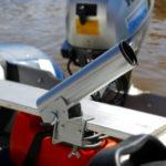 Держатель спиннинга для лодки — как сделать своими руками или где купить?