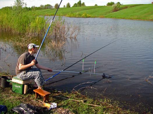 Рыбалка в области кировоградской