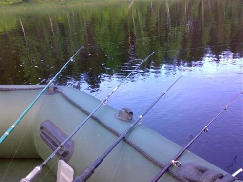 Удочка для с ловли с лодки