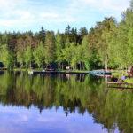 Платная рыбалка в Ленинградской области — цены и водоемы