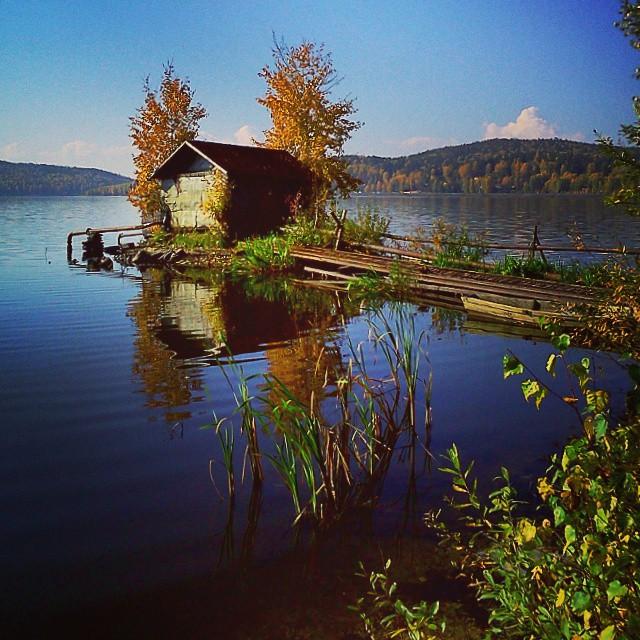 Озера свердловской области для рыбалки