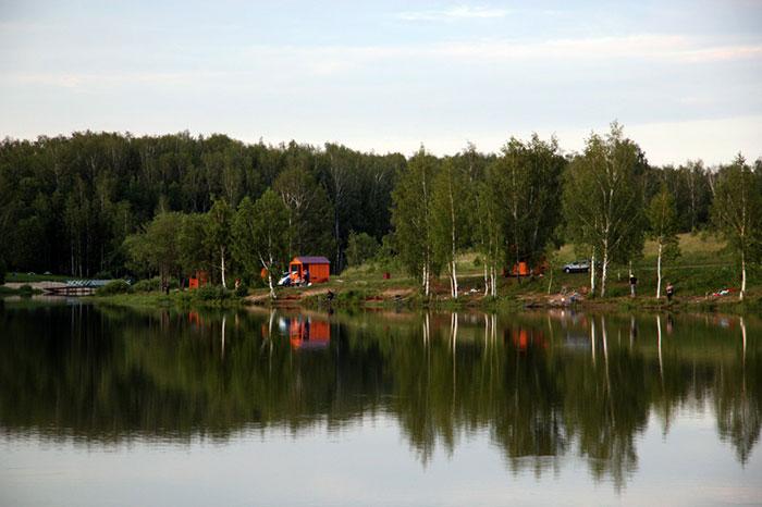 Триал Русская Рыбалка в Чеховском районе