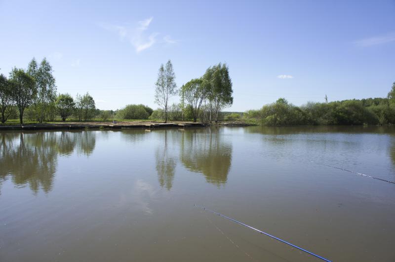 Рыбалка в раменском районе