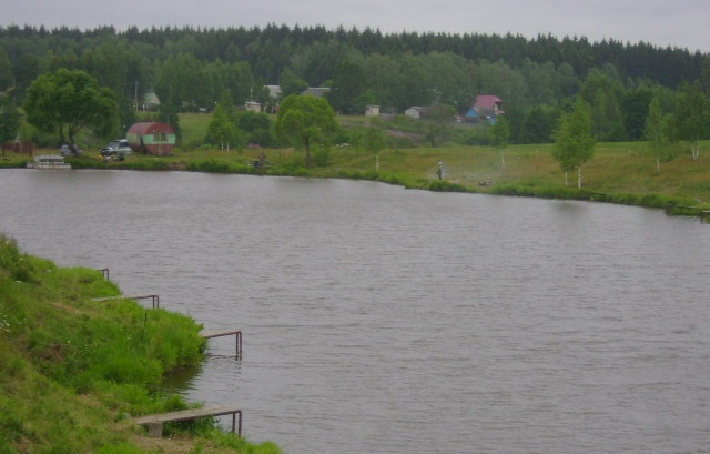 Рыбалка в подольском районе