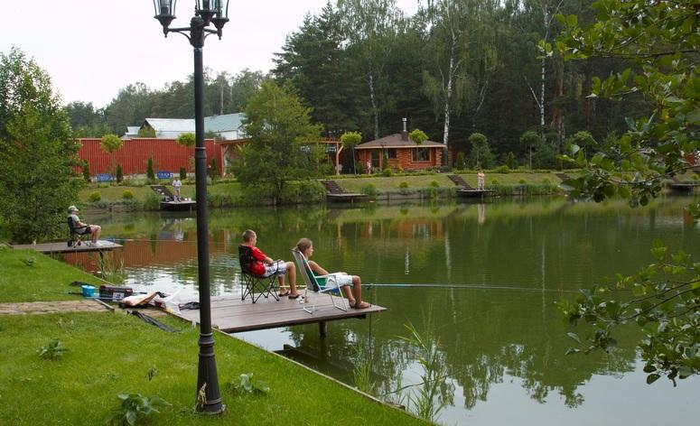 Платные водоемы для рыбалки