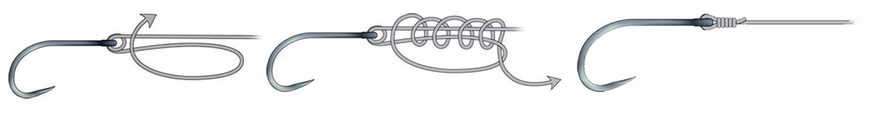 Юни (Uni knot, Grinner knot)