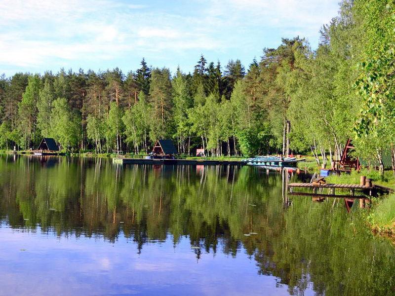 Рыбалка в ленинградской области платная