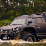Лучшие авто для рыбалки