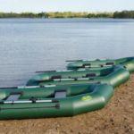 Лодки ПВХ и их особенности