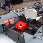 Популярные аксессуары для надувных лодок из ПВХ
