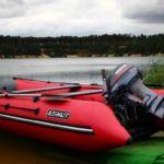 Как выбрать лодку ПВХ для рыбалки