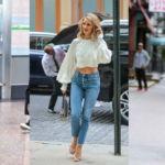 Фасоны современный джинс